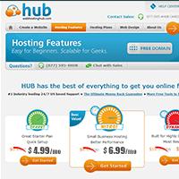 Best Business Hosting - WebHostingHub