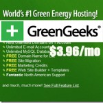 GreenGeeks Coupon   50% Discount For $3.96/mo Only
