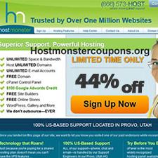 HostMonster Coupon – Secret 50% Discount