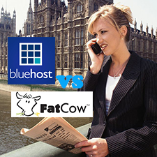 BlueHost VS Fatcow – Why BlueHost is Better Than Fatcow?