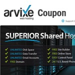 Arvixe Coupon | Best Arvixe Promotion – Saving 30%