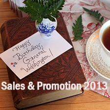 Web Hosting Washington's Birthday Sales & Promotion 2013