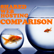 Shared Web Hosting Comparison 2015