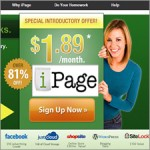 iPage Promotion 2015 – Up to 81% Discount