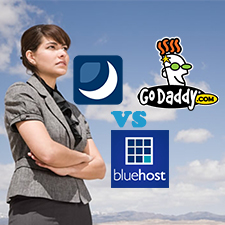 DreamHost VS GoDaddy – Shared Web Hosting Comparison