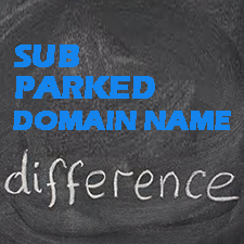 Differences among Sub, Parked, and Addon Domain