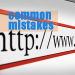 The Most Common Mistakes While Building a Website