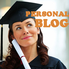 Why a Personal Blog is Important for a College Graduate?