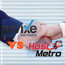 Arvixe vs HostMetro – Which is More Cost-Effective for Small Business Owners