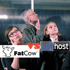FatCow vs JustHost – Which One is More Cost-Effective for Bloggers