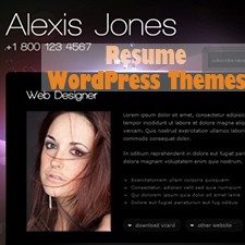 Top 10 WordPress Themes For a Resume Site