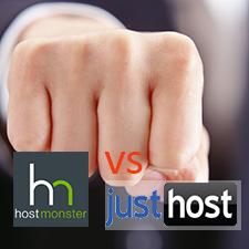 HostMonster vs JustHost – Better Choice for Beginners Setting Up a New Website
