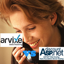 Arvixe vs DiscountASP.NET- Which One is Better for ASP.NET Hosting