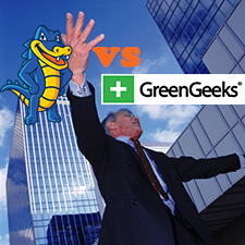HostGator vs GreenGeeks – The Best Green Web Hosting