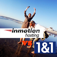 InMotion Hosting VS 1and1 – Which One is Better for Small Business