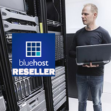 BlueHost Reseller Hosting Review
