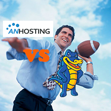 ANHosting VS HostGator – Small Business Web Hosting Comparison