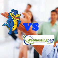 HostGator VS WebHostingPad – Shared Web Hosting Comparison
