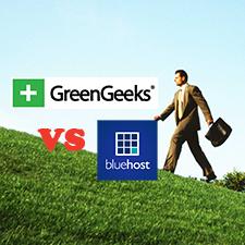 GreenGeeks VS BlueHost – Unbiased Comparison Based on Real Experience