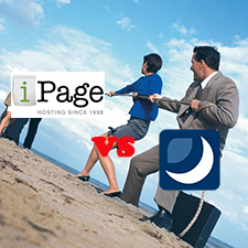 iPage VS DreamHost on Shared Web Hosting