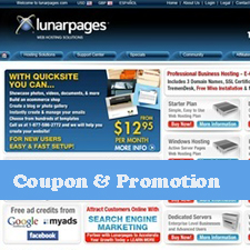 Lunarpages Coupon & Promotion