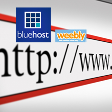 How to Use BlueHost Weebly to Build a Website?