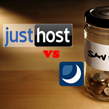 JustHost VS DreamHost – Shared Web Hosting Comparison