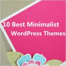 Top 10+ Minimalist WordPress Themes – Clean & Well-Designed