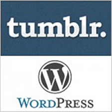 Tumblr VS WordPress on Blogging Targets, Usability & Some Other Aspects