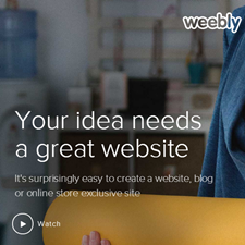 Weebly Review on Blogging Usability & Flexibility