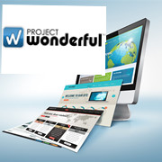 put ads on your site using Project Wonderful