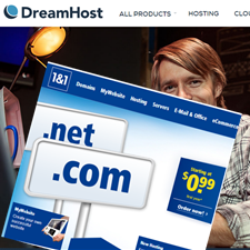 1and1 VS DreamHost – Which Does Better in Offering Linux Shared Hosting Service?