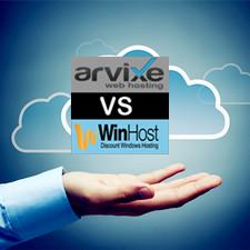 Arvixe VS WinHost on Technologies &Performance