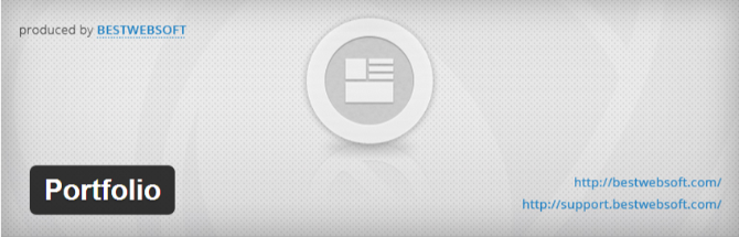 best wordpress portfolio plugin portfolio