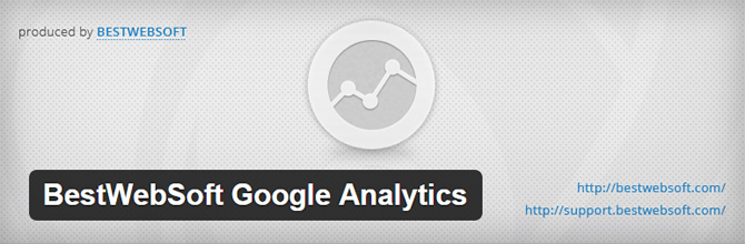 Best Google Analytics WordPress Plugins - BestWebSoft Google Analytics