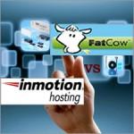 Fatcow VS InMotion Hosting on Shared Web Hosting