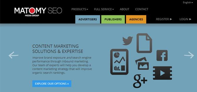 Google Adsense alternatives - Matomy SEO
