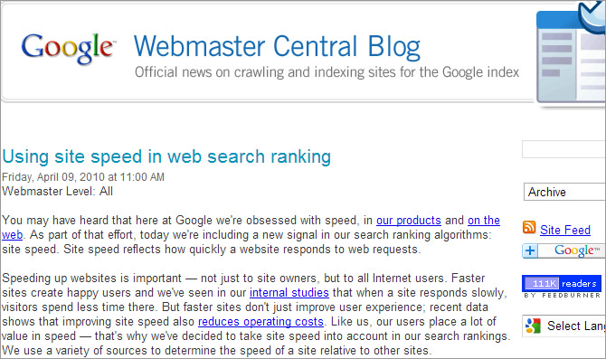 CDN Affects Google Rankings