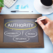 how to build online authority