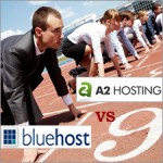 A2Hosting VS BlueHost – Web Hosting Comparison