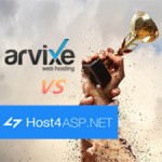 Arvixe VS Host4ASP.NET on Windows Hosting Service