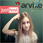 Arvixe VS JustHost – In-Depth Shared Hosting Comparison