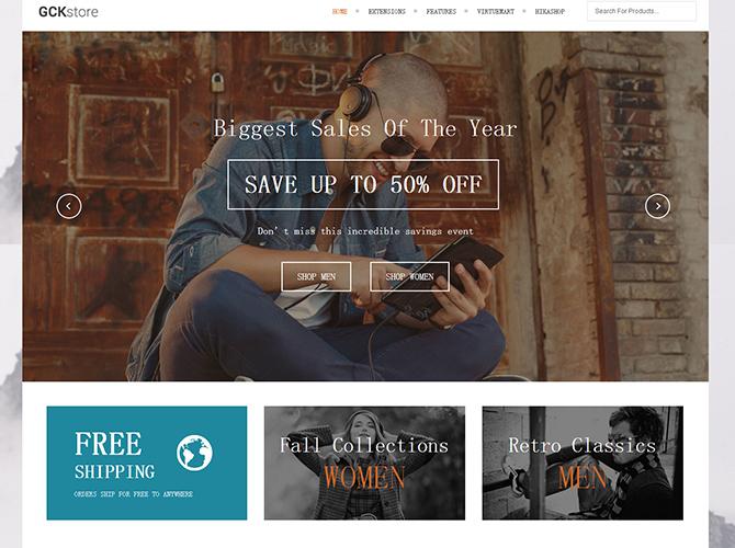 Best Joomla Business Templates - photobox