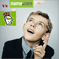 Name.com VS GoDaddy on Shared Hosting Service