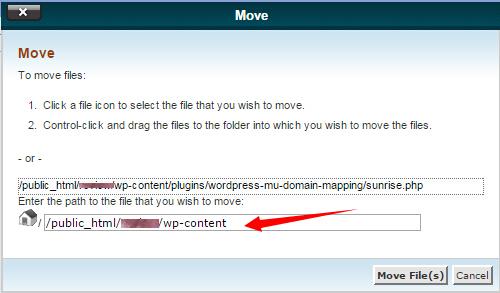 install wordpress mu domain mapping plugin