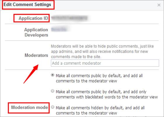 Facebook Comment & Login in WordPress