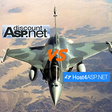 DiscountASP.NET VS Host4ASP.NET – US Based ASP.NET Hosting Comparison
