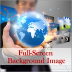 How to Add a Full Screen Image in WordPress