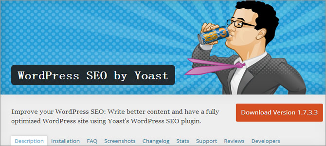 WordPress SEO by Yoast - About this Plugin