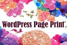 How to Make WordPress Pages and Posts Print Friendly